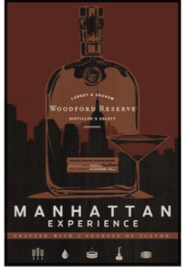 Manhattan Experience Woodford Reserve Contest