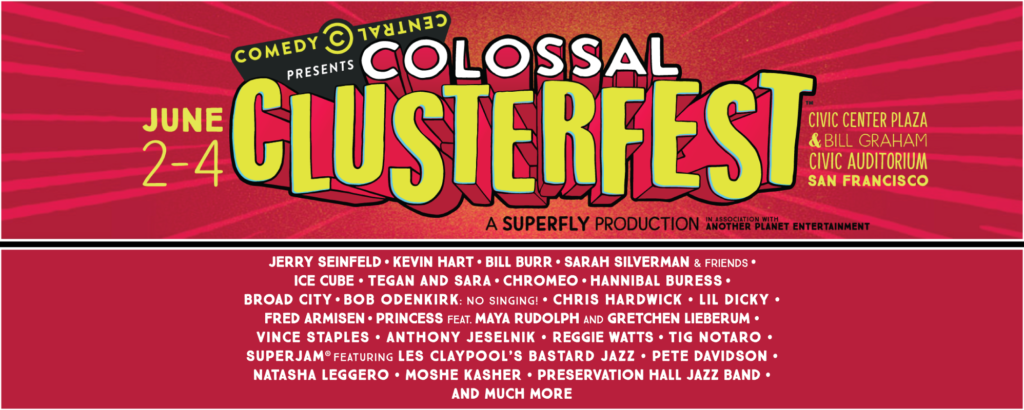 Comedy Clusterfest