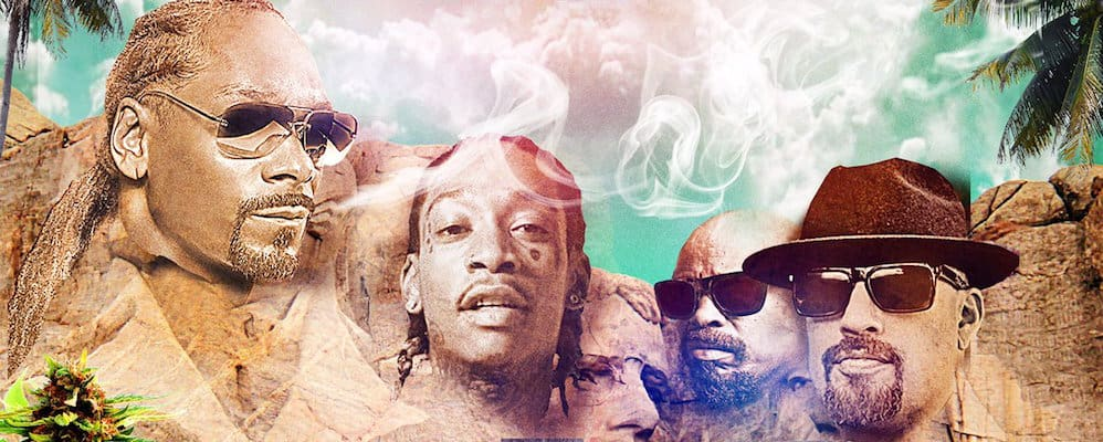 Mt. Kushmore Wellness Retreat featuring Snoop Dogg
