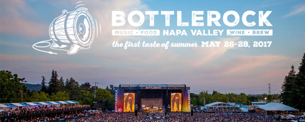 BottleRock Napa 2017 Set Times, Shuttle Buses and After Shows