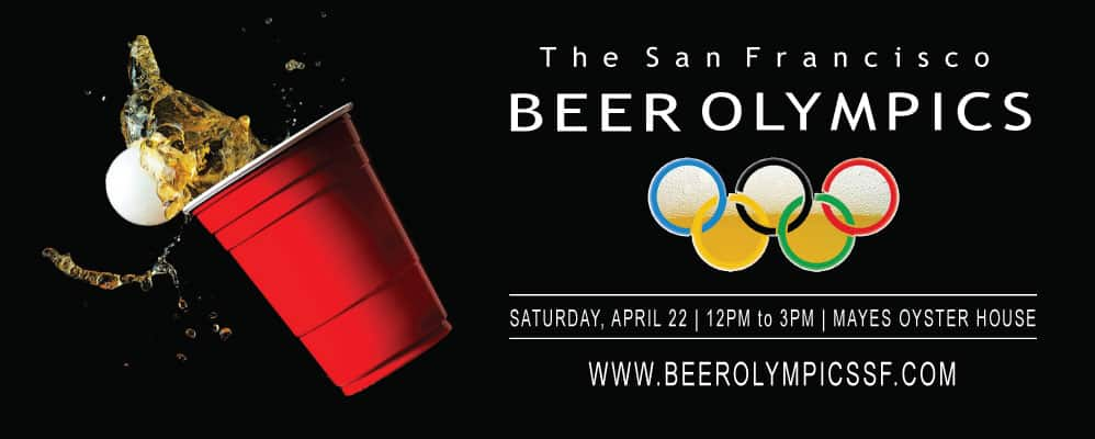 The San Francisco Beer Olympics