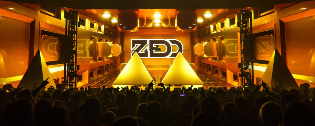 Zedd at Bill Graham Civic Auditorium