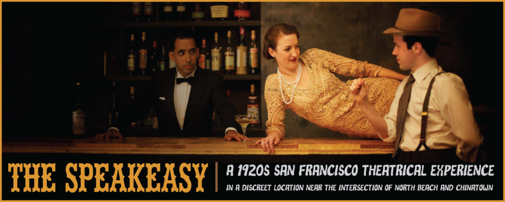 The Speakeasy: 1920's Interactive Theater