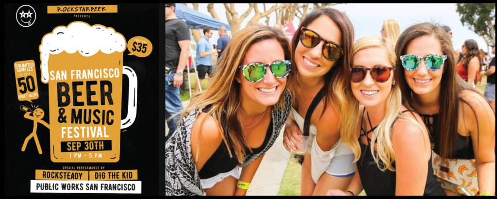 The San Francisco Beer and Music Festival