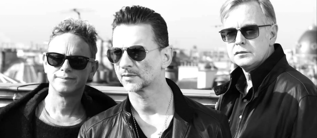 Depeche Mode Party Bus to Oracle Arena