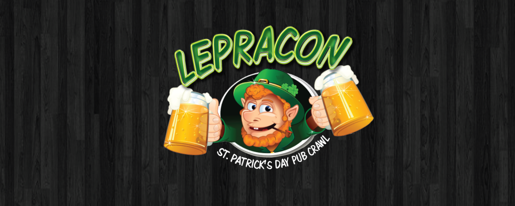 San Francisco St. Patrick's Day Pub Crawl: Lepracon 6