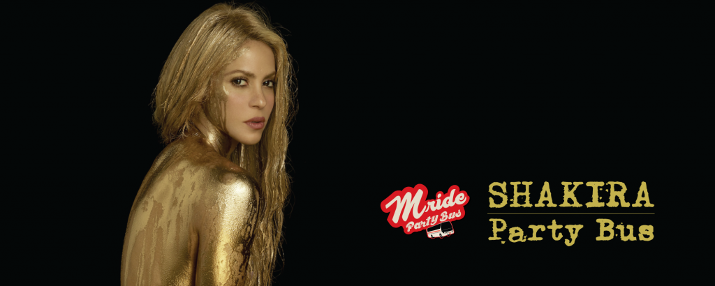 Shakira Concert Shuttle to SAP Center