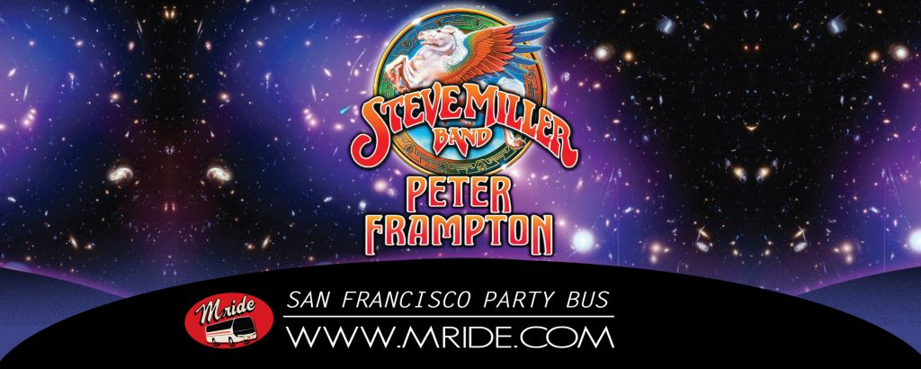 Steve Miller Band Party Bus – Concord Pavilion