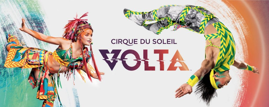 Cirque du Soleil's VOLTA is Coming to San Francisco