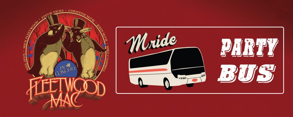 Fleetwood Mac – SAP Center Shuttle Bus