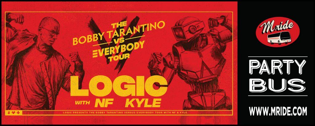 San Francisco Party Bus – Logic Presents: Bobby Tarantino vs. Everybody