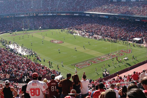49ers Party Shuttle to Levi's Stadium