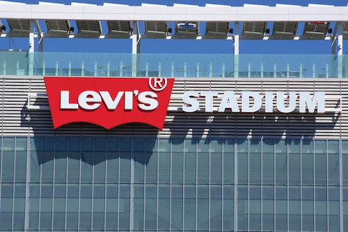 Levi's Stadium Shuttle Bus