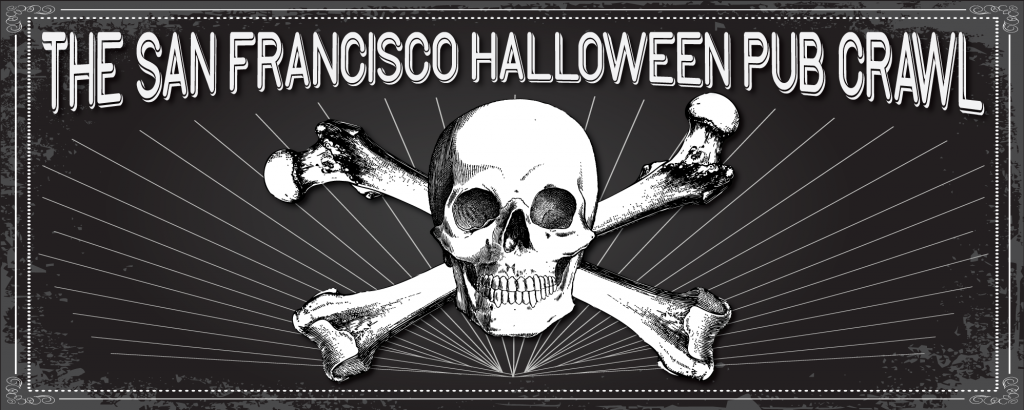 San Francisco Halloween: Adult Trick 'R Treating Pub Crawl 2018