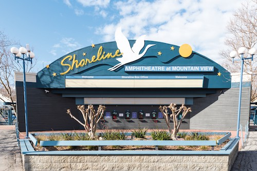 Shoreline Amphitheatre Shuttle Bus San Francisco