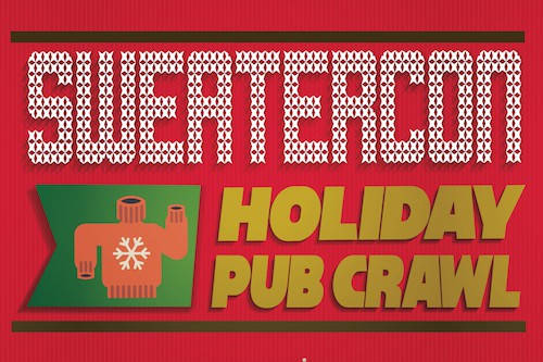 San Francisco Santacon Pub Crawl
