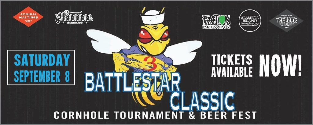Battlestar Classic Craft Beer Festival