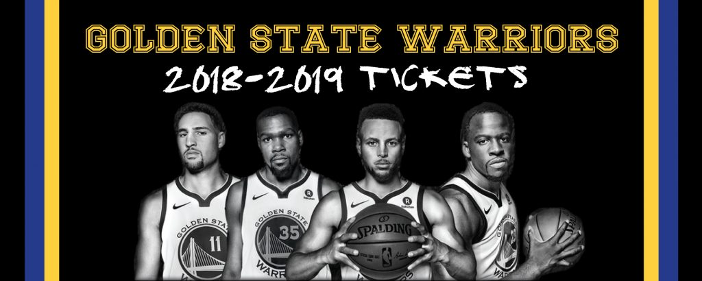 Golden State Warriors 2018-2019 Tickets & Pre-Sale Offer Code