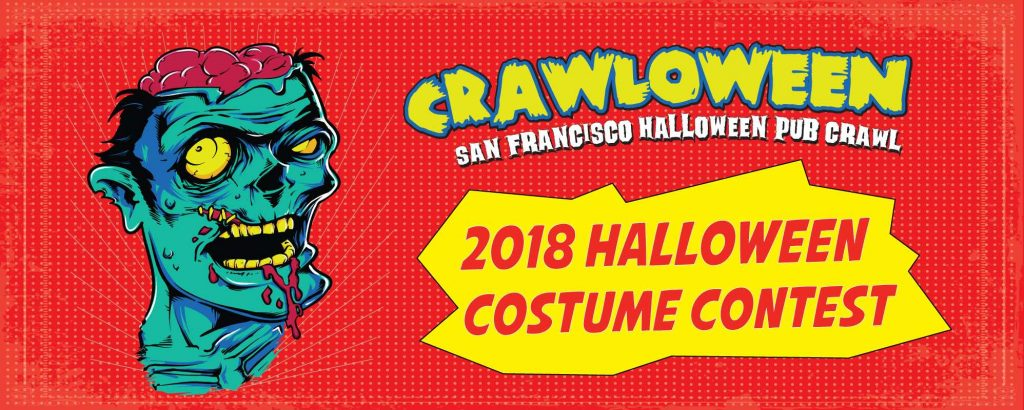 The San Francisco Halloween Contest: Group and Individual Winners