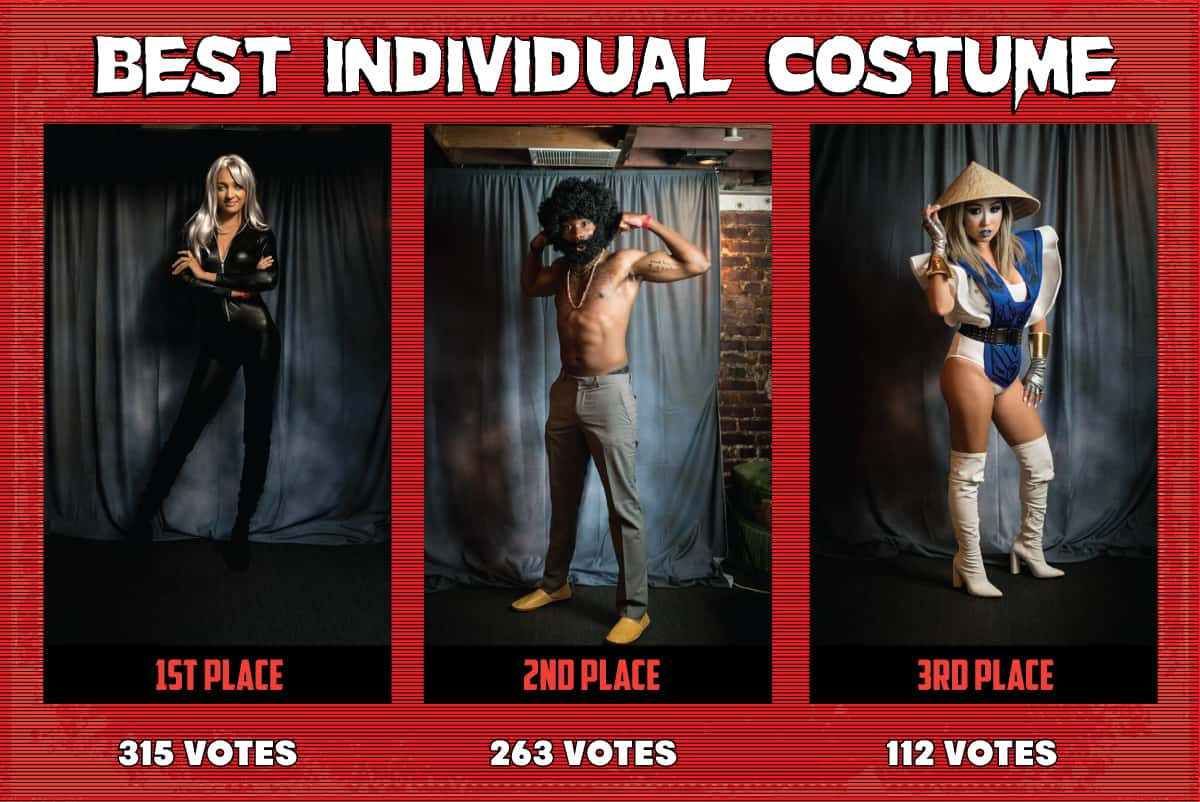 San Francisco Halloween Costume Contest