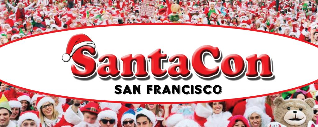 Santacon San Francisco Event Details, Times, etc.