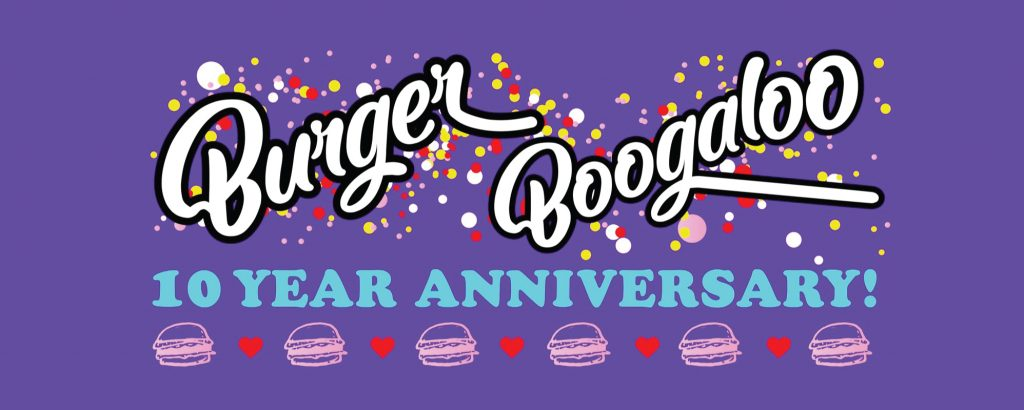 Burger Boogaloo 2019
