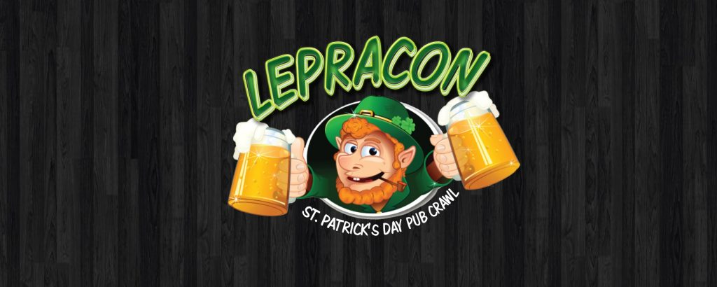 San Francisco St. Patrick's Day Pub Crawl: LEPRACON 8